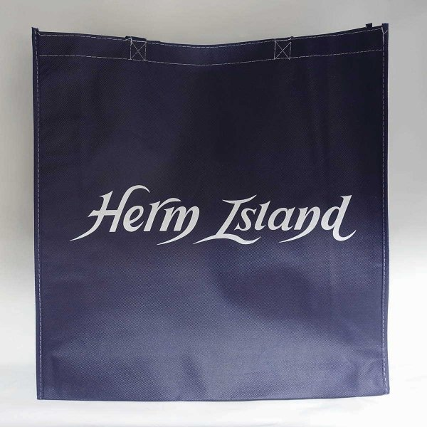 HERM ISLAND BAG FOR LIFE SIDE 2