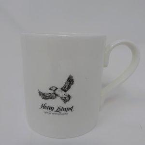 Herm Island Puffin Mug
