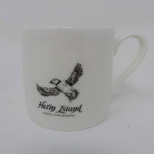 Herm Island Puffin Espresso Cup